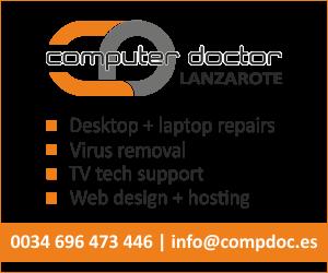 Computer Doctor Lanzarote